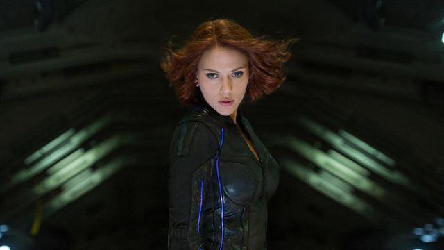 Black Widow: New images of Scarlett Johansson as spy Natasha Romanoff