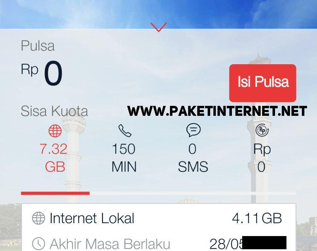 Cara Cek Lokasi Kuota Lokal Dan Aktivasi Paket Telkomsel Paket Internet