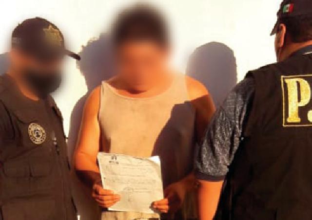 Narcomenudista detenido en Tzucacab