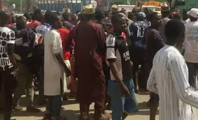 mad man hacks 2 pupil to death borno state
