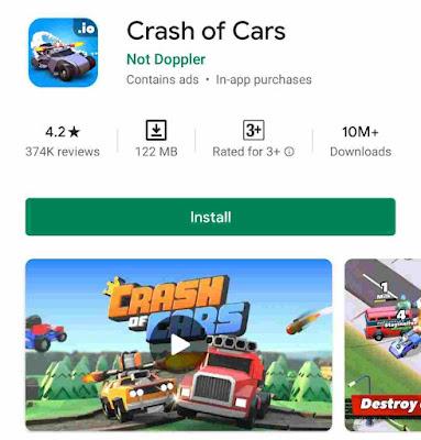 19. Crash Of Cars