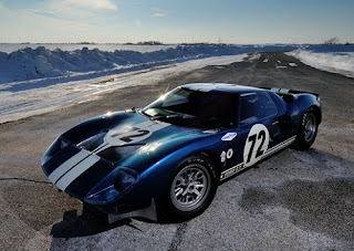 1964 Ford GT40 Classis Super Car Top