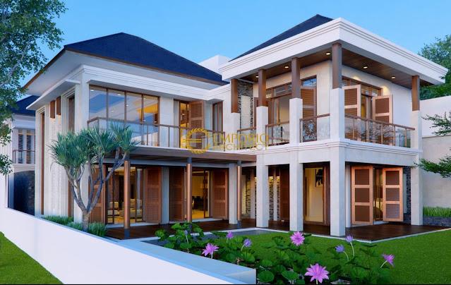 Jasa Desain Rumah Murah Hanya di Emporio Architect