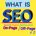 What is SEO (ON-PAGE & OFF-PAGE)