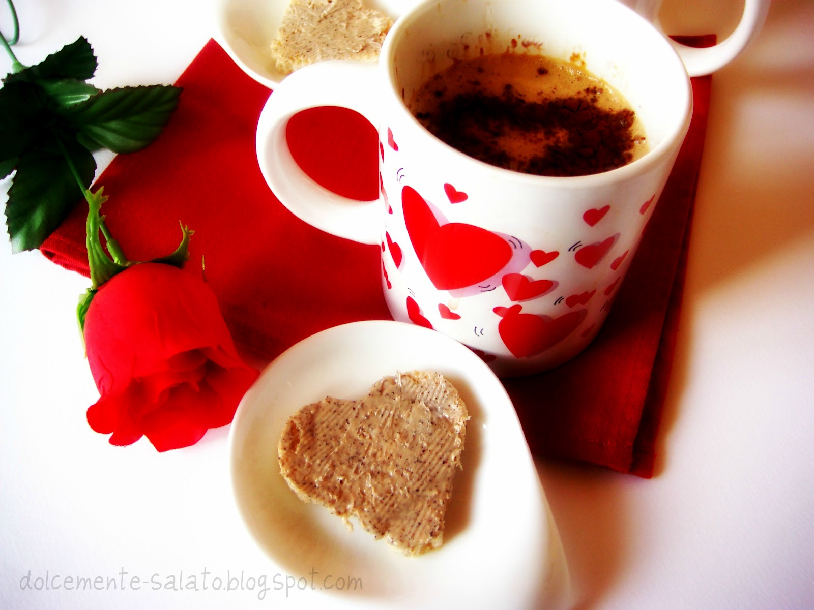 Dolcemente salato dolce colazione - Colazione al letto ...