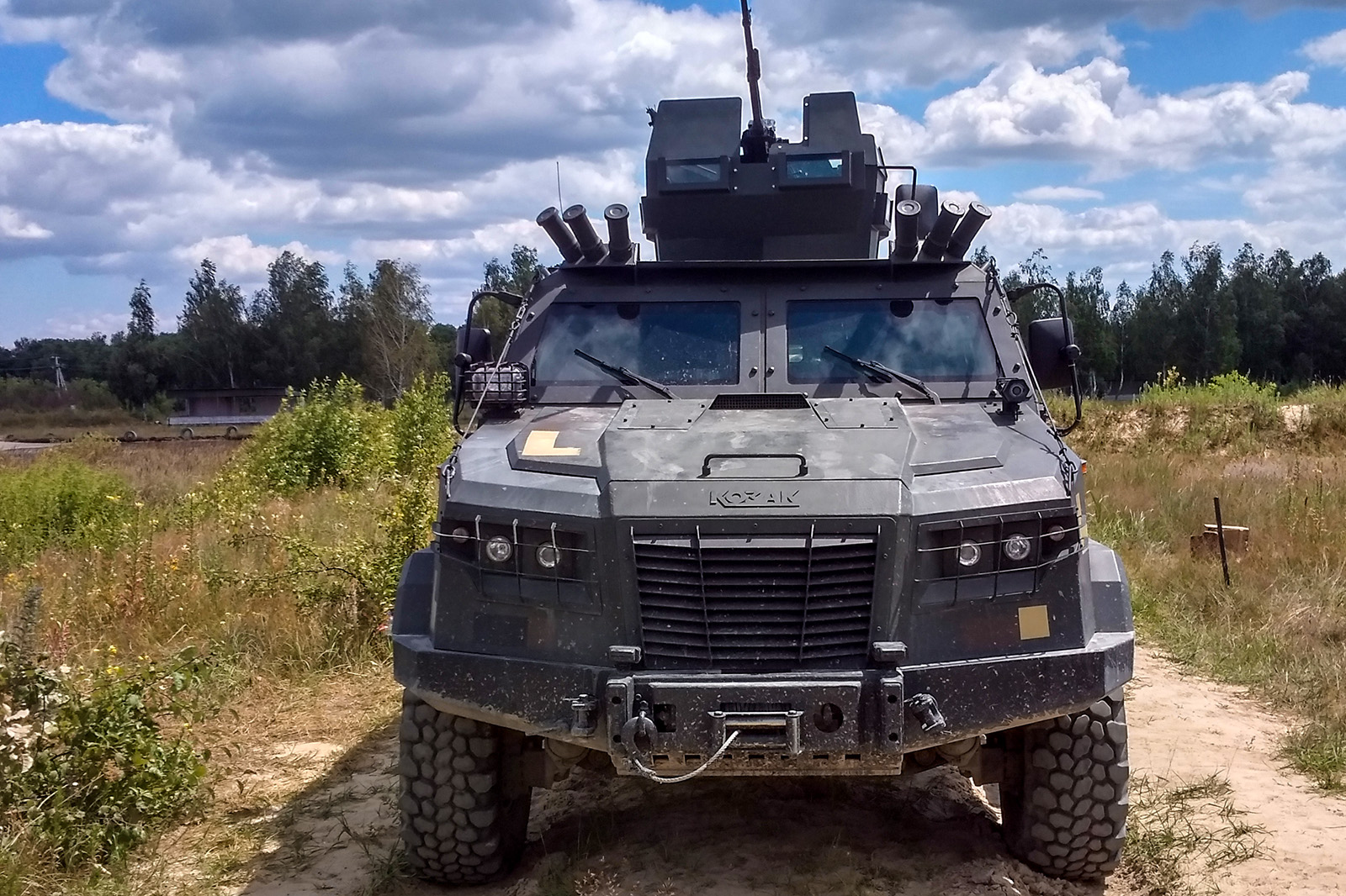 Козак-2М1 пройшов державні випробування