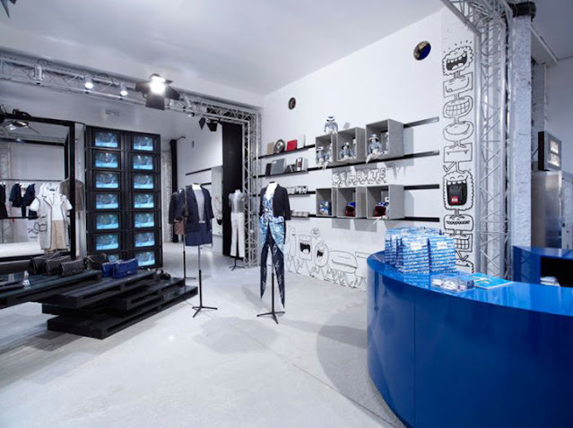 Loja Chanel na Collete Paris