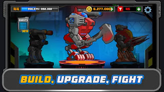 super mechs mod apk unlimited tokens and money