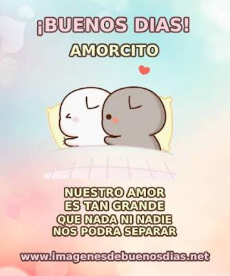 Imagenes de Buenos Dias Amor Bonitas