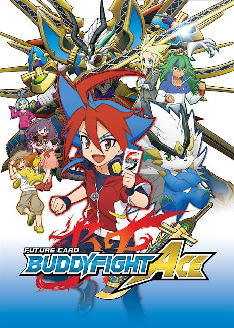 Bushiroad menggugat kreator Future Card Buddy Fight