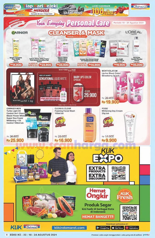 Katalog Indomaret Promo Terbaru 18 - 24 Agustus 2021 6