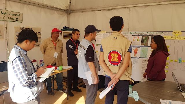 BNPB Tambah Personel dengan Kualifikasi ASEAN ERAT