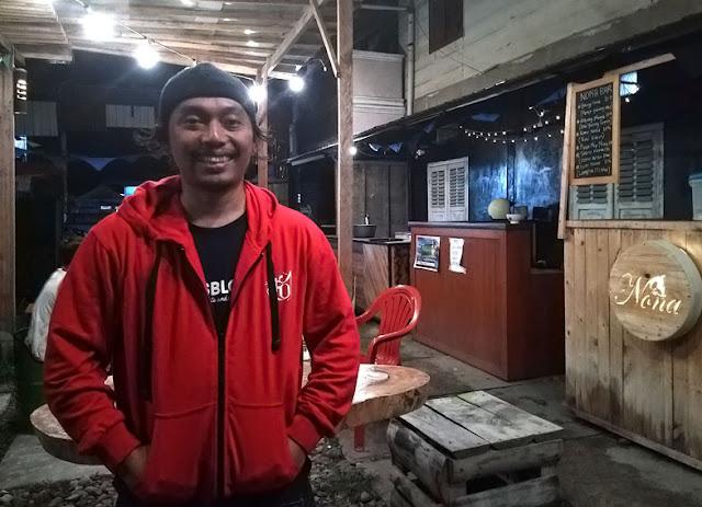 warung kopi Pagar Alam