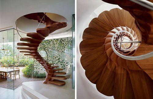 kerala staircase design