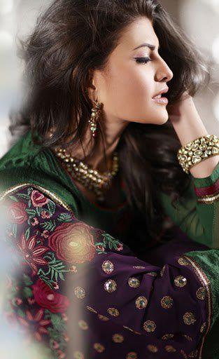 Pakistani Women Dresses and Makeup