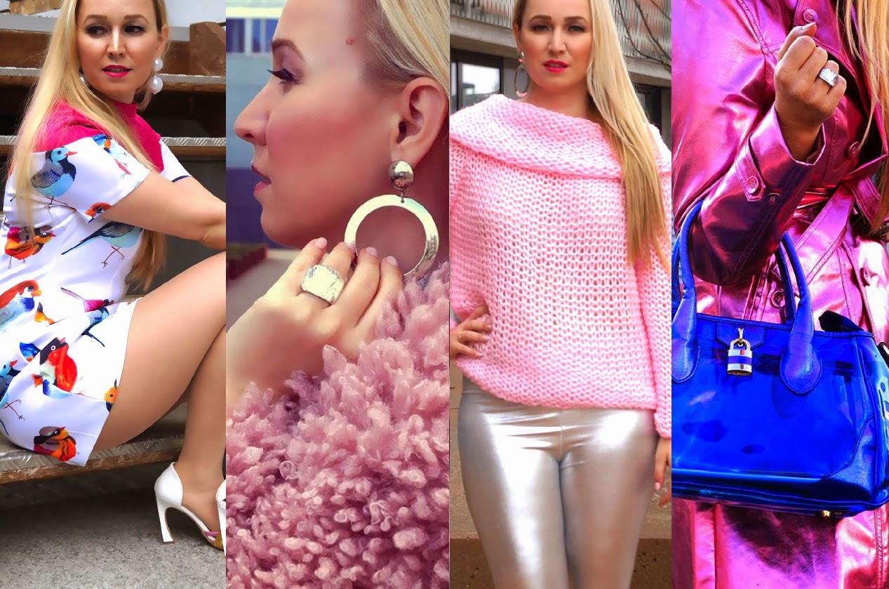 Famous fashion blogger - Ema S Fashion Zurich