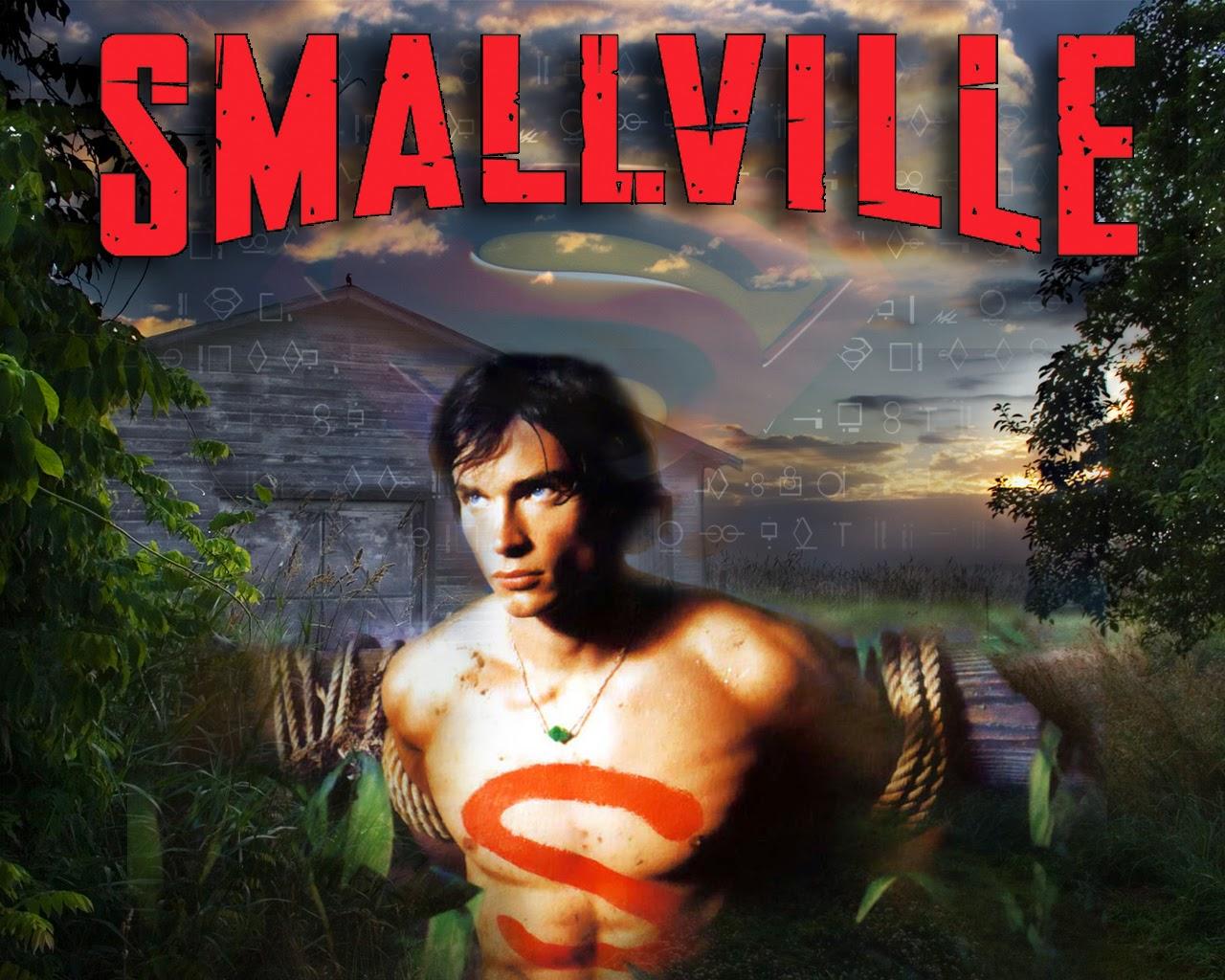 Falling Skies Wallpaper Wallpapers De S 233 Ries Wallpapers Smallville Papeis De