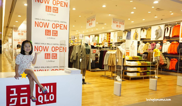 Uniqlo PH - Uniqlo Bacolod - LifeWear - Ayala Malls Capitol Central - family fashion - family travel - kidswear - menswear - winter clothing - ladies wear - dresses - Bacolod family - Bacolod blogger - Bacolod mommy blogger - Shane - Uniqlo LifeWear