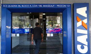 Bancos em todo o país não abrem no feriado desta quinta-feira