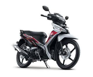 Honda Supra X 125 Helm-In