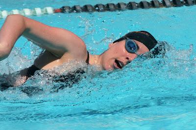 La natación, un ejercicio muy completo