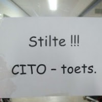 groep 8 cito-toets eindtoets