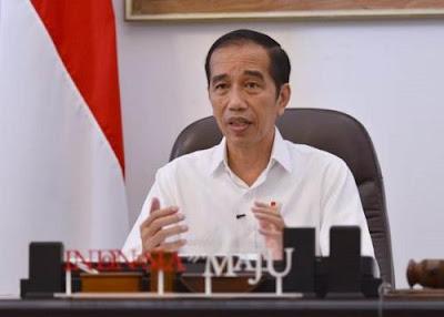 Survei IPO 56 orang puas dengan kinerja Jokowi mengelola Covid-19 62ehpW23DF Survei IPO: 56% masyarakat puas dengan kinerja Jokowi mengelola Covid-19