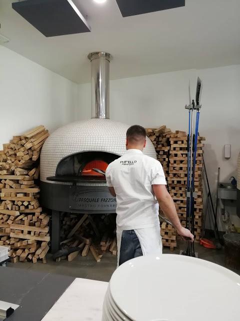 Luca Mastracci Pupillo al  forno