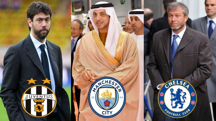 Richest Football Club Owners In The World – The Top 10