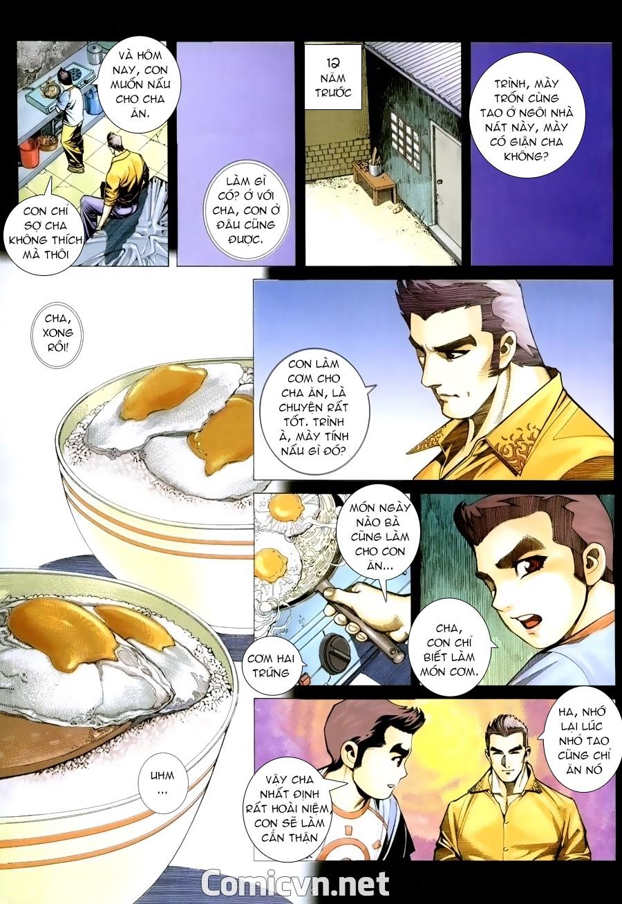 Xích Trụ Phạn Đường chap 15 - Trang 3