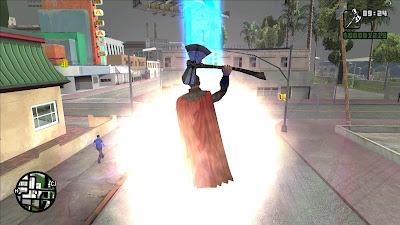 GTA San Andreas Thor Infinity War Finel 2020