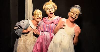 Las tres viejas (Teatro) 1