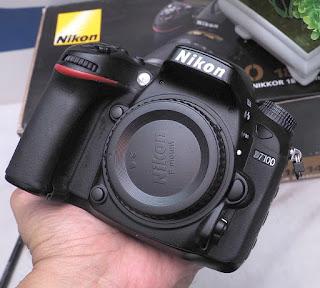 Jual Nikon D7100 Bekas