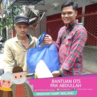 Pak Abdullah : Bantuan Ots