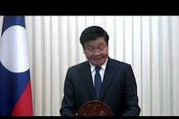 Inilah Pidato Perdana Menteri Laos, Thongloun Sisoulith di Debat Umum PBB ke 75