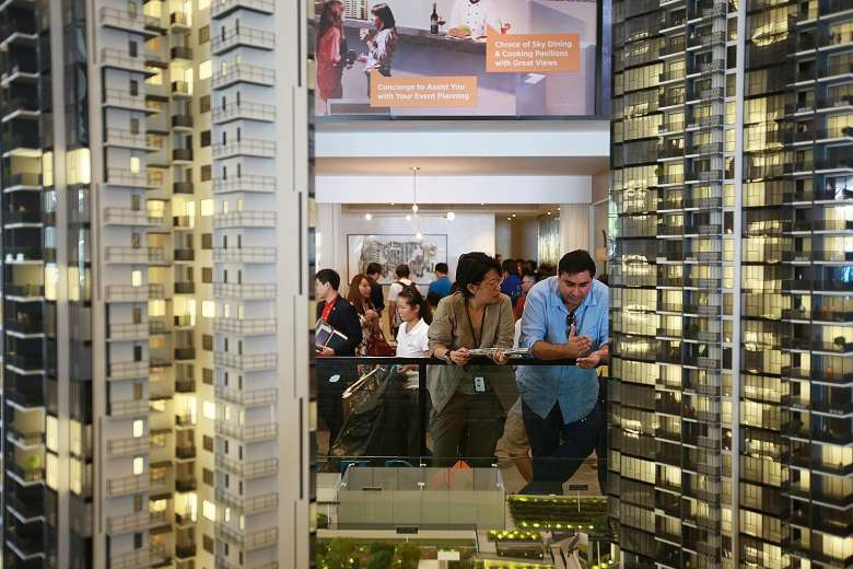 50 percent of Gem Residences sold in a day