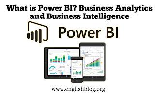 What is Power BI Microsoft