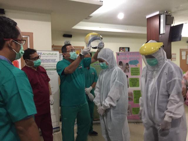 Dodi Reza Fasilitasi Seribu Warga dan Paramedis di Muba Rapid Tes Gratis