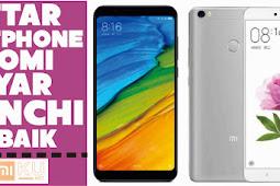 5 Daftar HP Xiaomi Layar 6.0 Inchi Terbaik