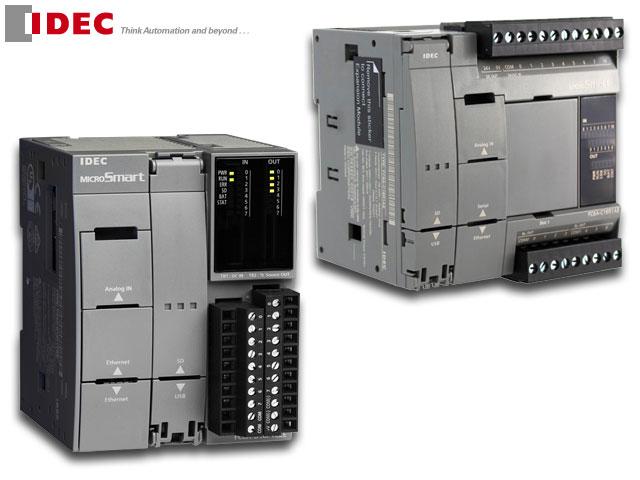 MicroSmart FC6A Programmable Controllers PLCs