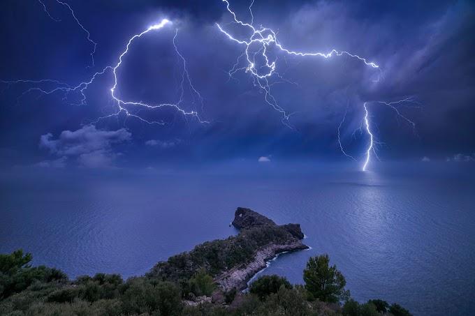Confira quais as melhores imagens do concurso anual de melhor fotógrafo meteorológico