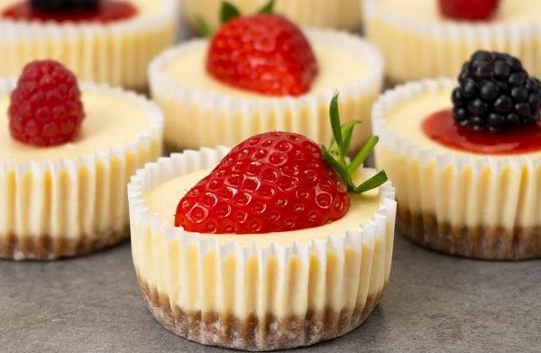 How mini cheesecake cold works