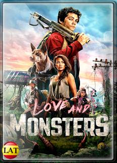 De Amor y Monstruos (2020) DVDRIP LATINO