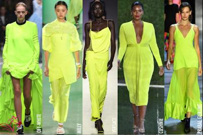 como usar neon, cor neon, roupa feminina cor neon