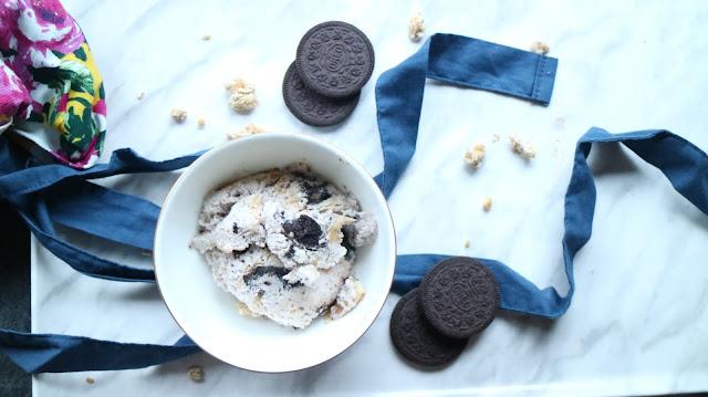 Ice Cream, Review, Cookie, Oreo, Peanut Butter, dairy free, Vanilla,