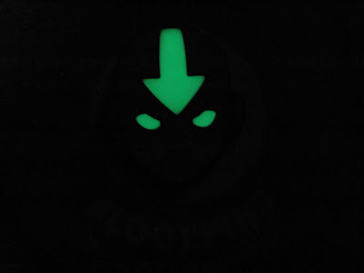 Avatar Pin Glowing in the Dark