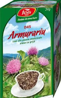 metode preparare ceai semințe armurariu