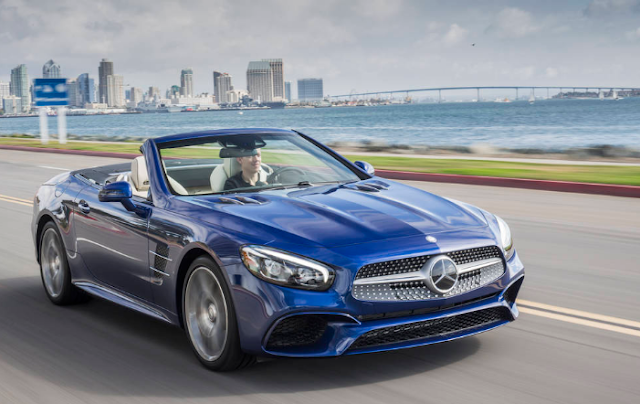 2017 Mercedes Benz SLS or SL Class Reviews, Redesign, Release Date