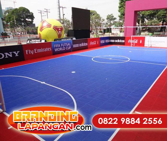 Biaya Pengecatan Lapangan Futsal