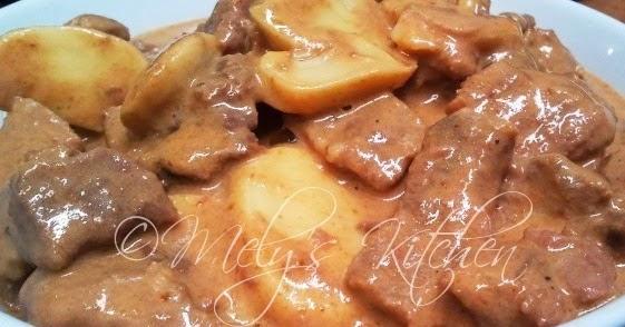Beef Stroganoff Mely S Kitchen